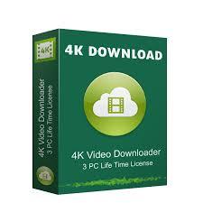 4k Video Downloader 4.13.4Crack With Keygen Free Download