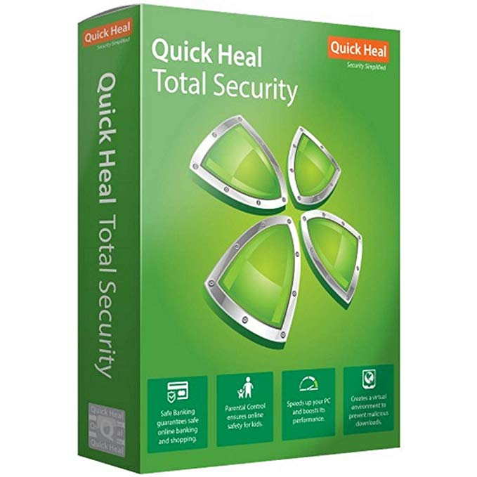 Quick Heal Total Security 2020