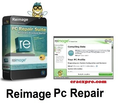 Reimage PC Repair Crack With License key+Free Download 2019