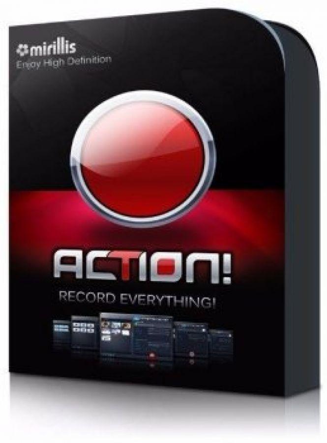 Mirillis Action 4.10.2 Crack With Full Keygen + Free Download 2020