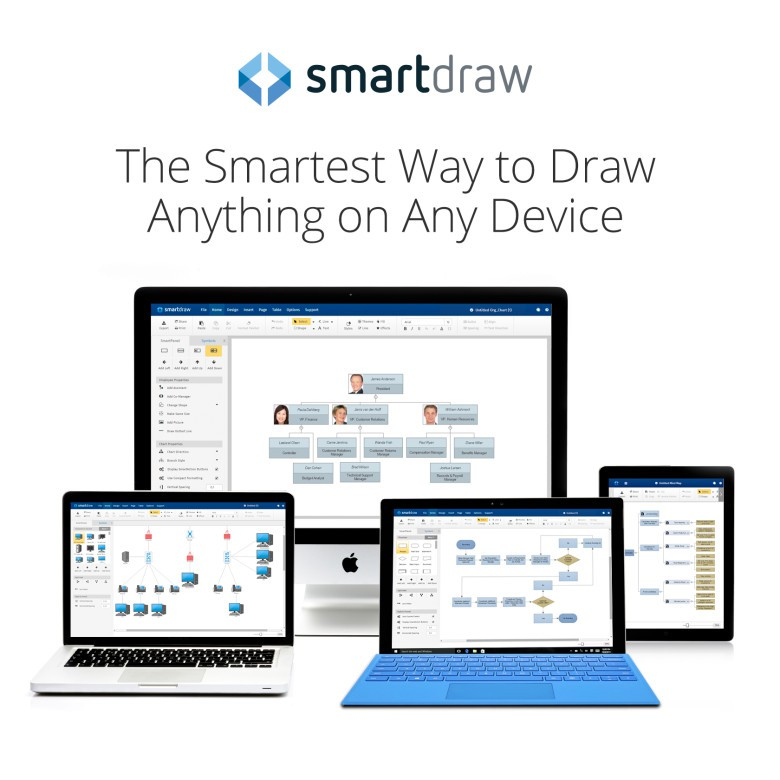 SmartDraw 2020 Crack With Keygen + Free Download