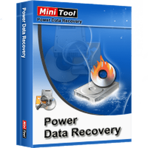 MiniTool Power Data Recovery 8.6 Crack