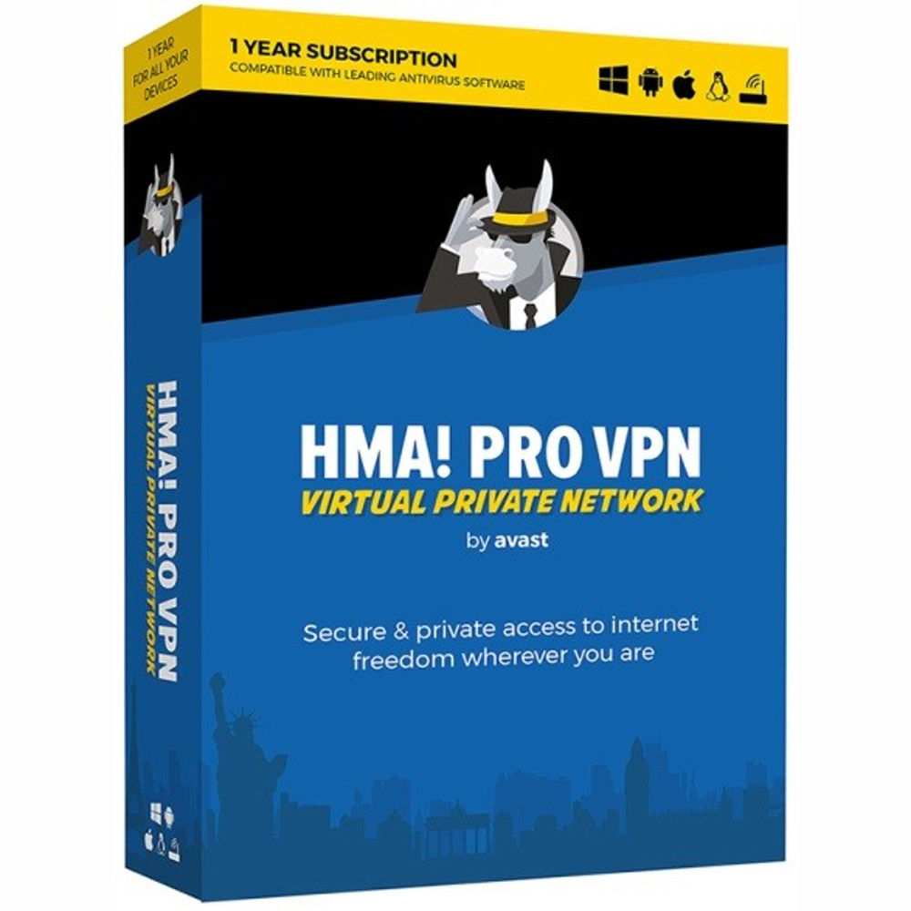Hma Pro Vpn 5.0.233 Crack With Keygen + Free Download 2019