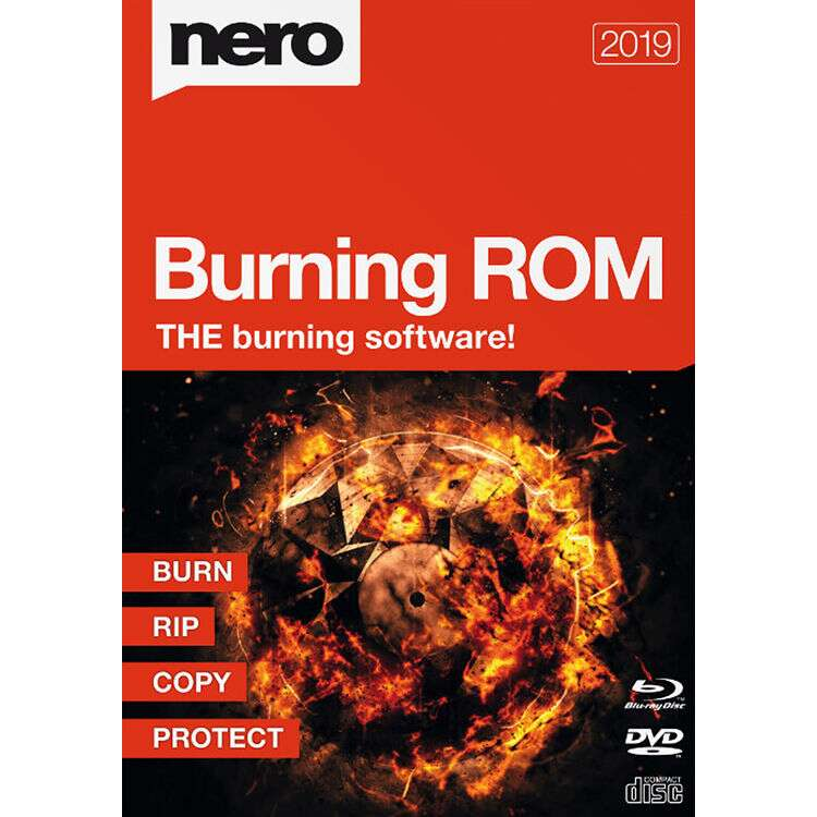 Nero Burning Rom 2020 Crack With Keygen + Free Download