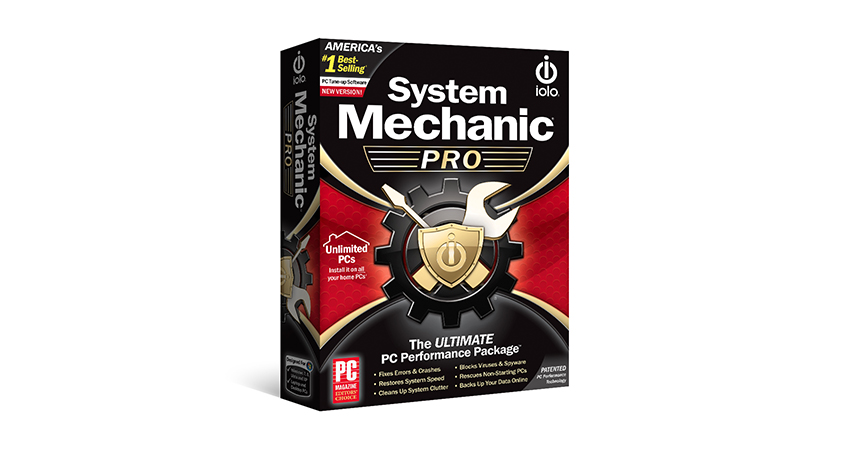System Mechanic Pro 19.0.1.31 Crack With Keygen + Free Download