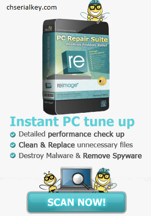 Reimage PC Repair 2020 Crack With Full License key+Free Download