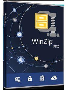 WinZip Pro 26.0 Build 14610  Crack With Keygen+Free Download 2022