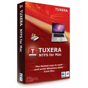 Tuxera NTFS 2022 Crack For Mac + License Key