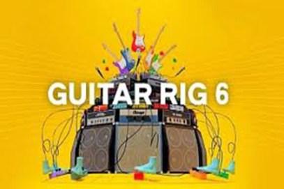 Guitar Rig 6.2.1 Crack Key With Keygen 2021 Free Download