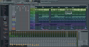 FL Studio 20.7.1.1773 Crack With Keygen + Free Download 2020