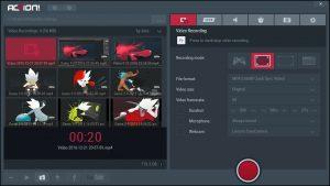 Mirillis Action 4.12.1 Crack With Full Keygen + Free Download 2020