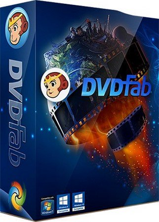 DVDFab 11.1 Crack With Keygen