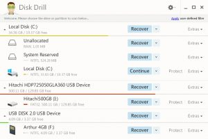Disk Drill Pro 4.0.537.0 Crack With Keygen + Free Download