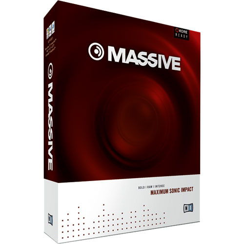 Native Instruments Massive 1.5.5 Crack With Keygen