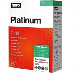 Nero Platinum 2021 Crack With Keygen + Free Download{Latest}
