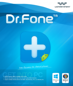 Wondershare Dr.Fone 10.5.0 Crack With Serial Key 2020