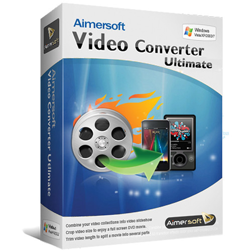 Aimersoft Video Converter Ultimate 11.7.1.4