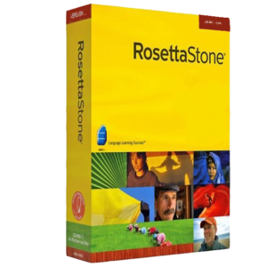 Rosetta Stone v5 download
